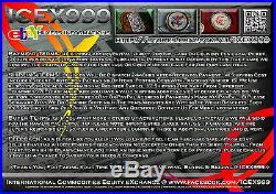 1/2oz 2012 Australian Proof Coloured Baby Dragon Silver Coin Box + COA