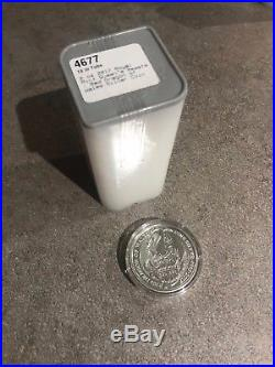 10no 2017 Sealed Tube Queens Beasts 2 oz Red Dragon Silver Bullion Coin (20TOz)