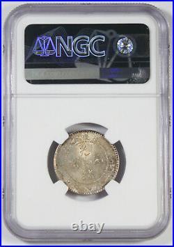 1890-1908 CHINA KWANGTUNG 20 Cent Silver Dragon Coin NGC MS64 L&M-135 Y201 BU