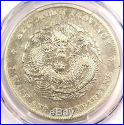 1901-08 China Szechuan Dragon Dollar $1 Coin Y-238 LM-345 PCGS XF Details