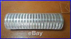20 x Perth Mint 2012 Lunar Dragon, 1 OZ silver coins in roll FREE SHIPPING
