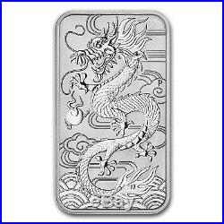 2018 Australia 200-Coin 1 oz Silver Dragon Mini Monster Box BU SKU#162316