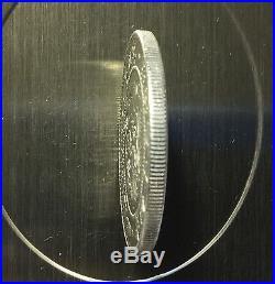 RARE Japan Year 1891 Meiji 24 One Yen Dragon Silver Coin VF