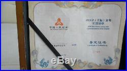 Silber Münze Jahr der Drache 2012 PLATED-Silver coin Year of Dragon 2012 PLATED